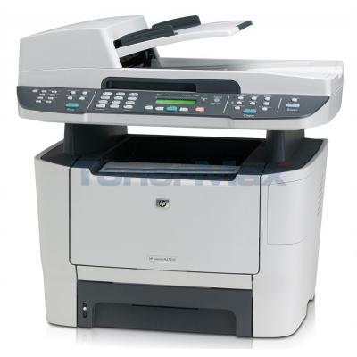 HP LaserJet M2727nf MFP